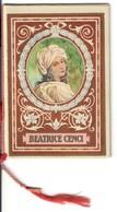 Beatrice Cenci Calendarietto 1951 Barberia A. Pensieri Cod.bu.347 - Calendriers