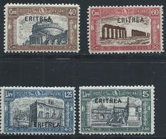 Erythrée YT 113-116 X / MH - Eritrea