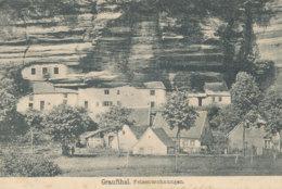 57-Graufthal  Felsenwohnungen - Otros Municipios