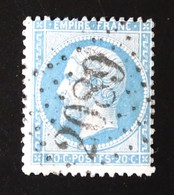 GC 2089 Sur 20c Napoléon III N° 22 YT - 1849-1876: Classic Period