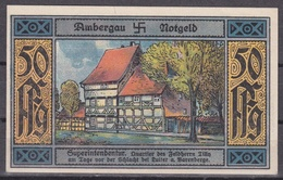 Notgeld - 50 Pfennig - Ambergau - Superindendentur Tilly - Lokale Ausgaben