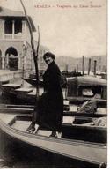 VENEZIA - TRaghetto Sul Canal Grande, Um 1900 - Venezia (Venice)