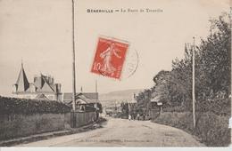 BENERVILLE La Route De Trouville - Sonstige Gemeinden