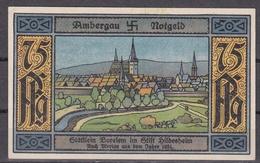 Notgeld - 75 Pfennig - Ambergau - Stättlein Borelem Im Stift Hildesheim - Lokale Ausgaben
