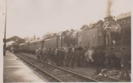 ANGOULEME - Chemin De Fer - 1932 - Rare Carte Photo - Angouleme