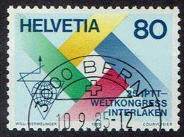Schweiz 1985, MiNr 1303, Gestempelt - Used Stamps
