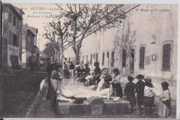 ANTIBES - Le Lavoir Les Casemates Boulevard D'Aiguillon Lavandières - Antibes