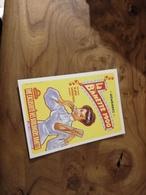 342/ Demandez La Banette 1900 Tradition Francaise - Pubblicitari