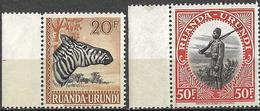 0Ra-864: N°145&146: Postfris....om Verder Aan Te Vullen... - 1924-44: Neufs