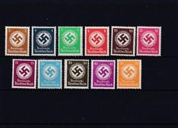 Deutsches Reich, Dienst: Nr. 132/43, Ohne Nr. 135** (T 15806) - Dienstpost