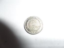 5 Centimes 1889 (imitation) - Monétaires / De Nécessité