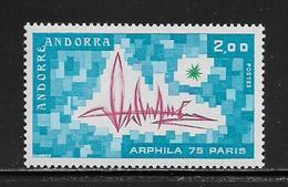ANDORRE ( EUAND - 446 )  1975  N° YVERYT ET TELLIER N° 248  N** - Nuevos