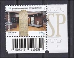 2020 Portugal Museus Centenários Museu De Arqueologia D. Diogo De Sousa Braga L'archéologie Archeology Paleolithic - Museos