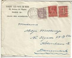 FRANCIA PARIS 1930 MAT FERIA DE PARIS SELLO CONGRES DU BIT 1930 - France