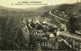 23    Creuse   Aubusson      La Gare - Aubusson