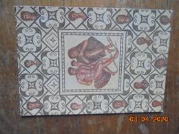 Algerie. Musee De Tipaza. Mosaique Des Captifs. SNED 4057 - Fine Arts
