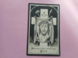 D.P.-AMELIE DELABAUW °ROLLEGHEM-CAPELLE 15-8-1838+YPER 4-12-1913 - Religion & Esotérisme