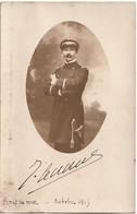 Carte Photo Front De Mer Octobre 1915 Marin    Gd92 - Guerre 1914-18