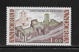 ANDORRE ( EUAND - 454 )  1976  N° YVERYT ET TELLIER N° 257  N** - Neufs