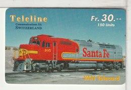 SUISSE - Téléline - Schweiz