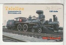 SUISSE - Téléline - Suiza