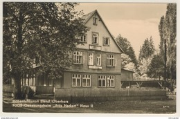 AK  Elend Oberharz FDGB Genesungsheim Fritz Heckert Haus II  Kleinformat  Ansichtskarte - Deutschland