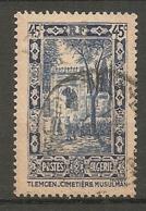 ALG - Yv.  N° 111  (o)   45c  Sites Cote  1,4  Euro BE  R - Algeria (1924-1962)