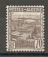 ALG - Yv.  N° 164  **MNH  70c  Alger Cote  0,3  Euro TBE 2 Scans - Algeria (1924-1962)