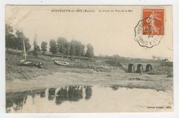 50 - Montmartin-sur-Mer - La Grève Au Pont De La Mer - Montmartin Sur Mer