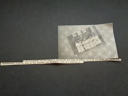 """Origineel Knipsel ( 3465 ) Uit Tijdschrift """" Ons Volk """"  1933  :   Oudenaarde  Audenarde - Vecchi Documenti"""