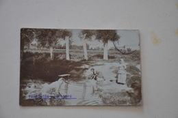 VILASACRA LAVADERO Lavandières 1907 - Autres