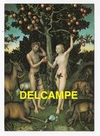 """DF / ARTS / PEINTURE / TABLEAU DU PEINTRE LUCAS CRANACH """" ADAM ET EVE """" ( 1526 ) - Pittura & Quadri"""