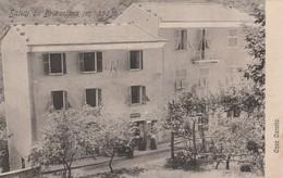 Cartolina - Saluti Da Brizzolara - Casa Curotto - Genova (Genoa)