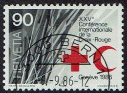 Schweiz 1986, MiNr 1330, Gestempelt - Used Stamps