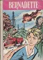 Magazine Périodique Bernadette. Album N° 31. Année 1960. Fascicules à 205. Complet, Avec Couvertures. - Bernadette