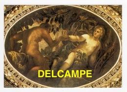 """DF / ARTS / PEINTURE / TABLEAU DU PEINTRE J. TINTORETTO """" ADAM ET EVE """" - Pittura & Quadri"""