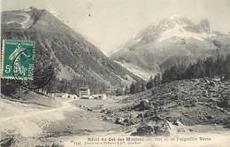 - Haute Savoie -ref-C436 - Col Des Montets - Hotel - Hotels - Edit Charnaux Frères - Genève N° 7128 - - France