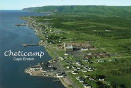 CANADA - CHETICAMP - CAP BRETON - NUOVA SCOZIA - STEPHENVILLE - FIORE - Cape Breton