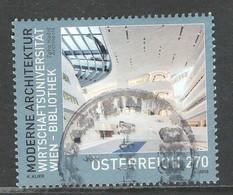 Oostenrijk 2018, Mi 3437,   Hoge Waarde, Gestempeld - 2011-... Gebraucht