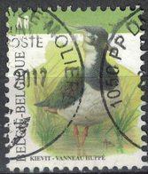 Belgique 2013 Oblitéré Used Bird Oiseau Vanneau Huppé Vanellus Vanellus SU - Belgium