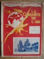 LA CONQUETE DE L'AIR 1926 N°9 - FONCK : NEW-YORK-PARIS-MEETING D'ORLY-ALAN COBHAM : RAID ANGLETERRE-AUSTRALIE - Avion