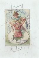 Radom Ou РаДОМ (Pologne) : CP Illustrée En 1904 (animé) Oblitération De Russie RARE TPF. - Polen