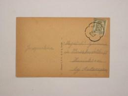 Belgique COB 420 ° Trèfle De Waterloo - 1935-1949 Petit Sceau De L'Etat