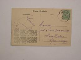 Belgique COB 137 ° Trèfle De Waterloo - 1915-1920 Albert I