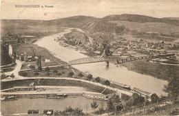 Bodenwerder A. Weser : Panorama 1912 - Bodenwerder