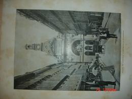 Lamina-Paris-1900--1, Façade De Comtoir D'Escompte---Les Observateurs - Ancianas (antes De 1900)