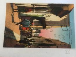 CPA MAROC - CASABLANCA - 71 - Le Mellah, Rue Des Synagogues LL - Casablanca