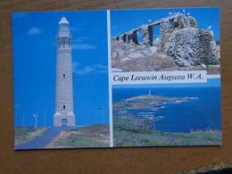 Australia / Augusta, Cape Leeuwin -> Unwritten - Australia
