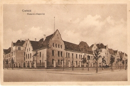 Crefeld / Krefeld : Husaren - Kaserne - Krefeld