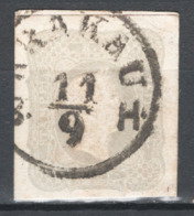 Austria 1861 Giornali Unif.7 O/used VF/F - Journaux